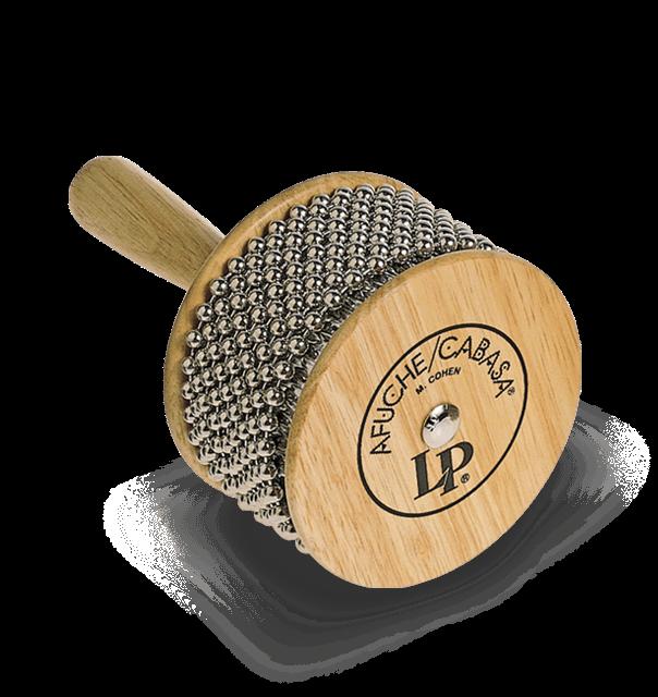LP234A珠网沙锤/卡巴沙(手握把珠球)木身标准